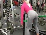 Bodybuilder ass