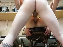 brother filling sisters pussy with vcum