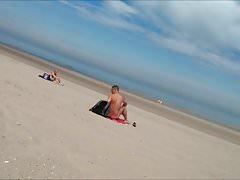na nudní pláži