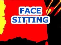 Cara sentada