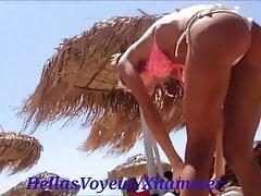 HellasVoyeur Candid Beach # 1