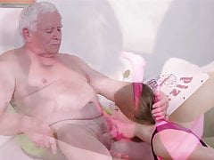Rita i stary człowiek
