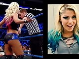 Alexa Bliss Tribute Video to fap on