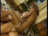 Conny Dachs and black hot girl