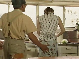 Oldyoung Japanese Cuckold video: Japanese wife2