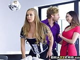 Brazzers - Big Tits at Work - Nicole Aniston and Michael Veg