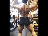 Chinese muscle goddess