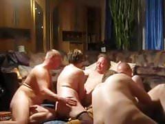 Biseksualna orgia 2