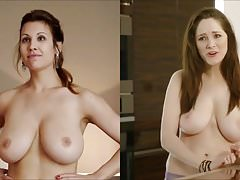 SekushiLover - Celebrity Tits vs Tits: Series 1