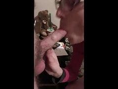 Coppia amatoriale facendo un video