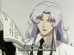 Agent Time # 2 OVA Anime (1997)