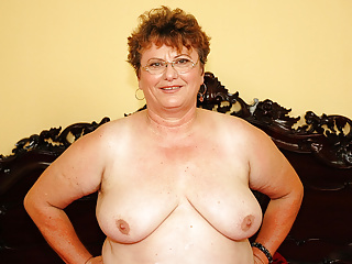 Hairy Oldyoung Bbw video: Chubby mature and her young lover