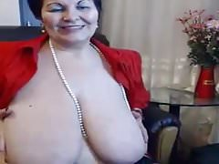 Big Titty Oma