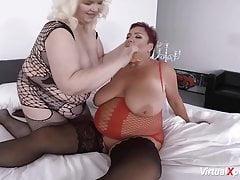 sesso lesbico con lesbiche estreme mature