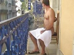 daddy on balcony - Porn Video 471 Tube8.mp4