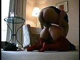 Slutwifelaura anal fucking in hotel room