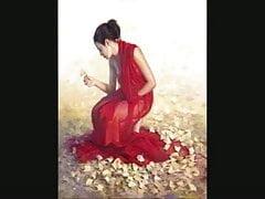 Peintures érotiques de Jia Lu