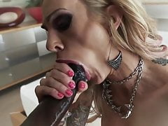 BBC Sissy Training - Worship Big Black Cock