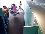 Hidden camera in the locker room 11