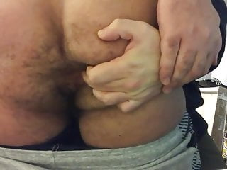 .Hairy muscle cocksucker.