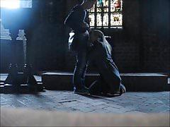 Blasphème vidéo d'église et autres