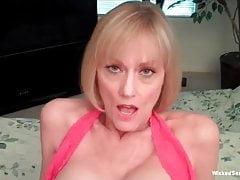 Creampie per Slut amatoriale Granny