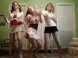 Dancing Teens