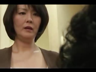 Asian Japanese Wife video: Japanese Family Fuckfest 4