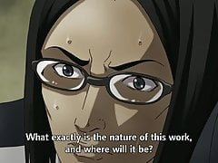 Prison School (Kangoku Gakuen) anime uncensored #3 (2015)