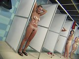 Hidden Cam Shower Room Part 15