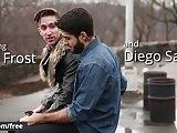 Men.com - Diego Sans and Ian Frost - Revolt Part 1 - Str8
