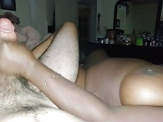 Handjob Milf Mature video: Hand job