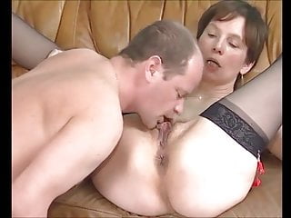 German Facials Cunt video: Mature cunt needs cock