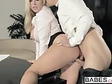 Babes - Office Obsession - Bruce Venture and Victoria Summer