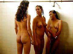 Ana Alexander, Heidi James And Kit Willesee Nude Lesbo Scene