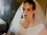 Bride Smoking