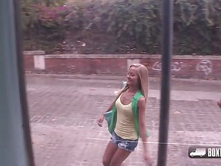 Massage Hd Videos Box Truck Sex video: Sicilia meets her old friend in Barcelona