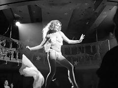 Valerie Perrine Antique Striptease 1974