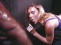 Klasyczne BBC Blowjob I Cum On Tits