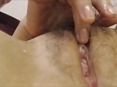 Edging close up