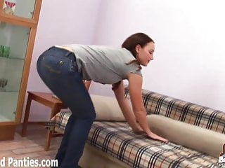 Public Nudity Voyeur Flashing video: My nubile body fills these skinny jeans out just right