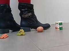 New boots presentation