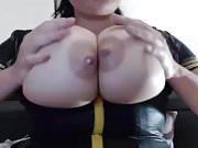 Latina Milf With Huge Lactating Tits