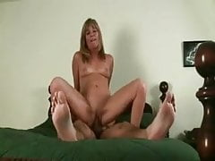 Hot Mature Blonde Cougar Banging Hard