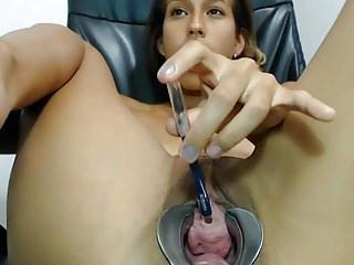 Teen Fuck her Urethral