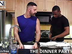 Men.com - River Wilson e Teddy Torres - The Dinner Party