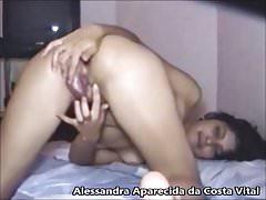 Femme indienne vidéo maison 507.wmv