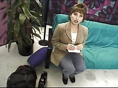 Przesłuchania aktorki relunctant, dostaje rolę