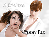 Teen girl taken by a lesbian! - Penny Pax and Adria Rae