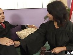 Flor sexy bbw latina mature fucked by president